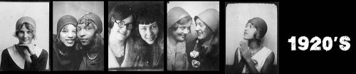 A-Century-of-Photobooth-Selfies--1920s women