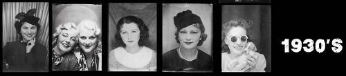 A-Century-of-Photobooth-Selfies--1930s women