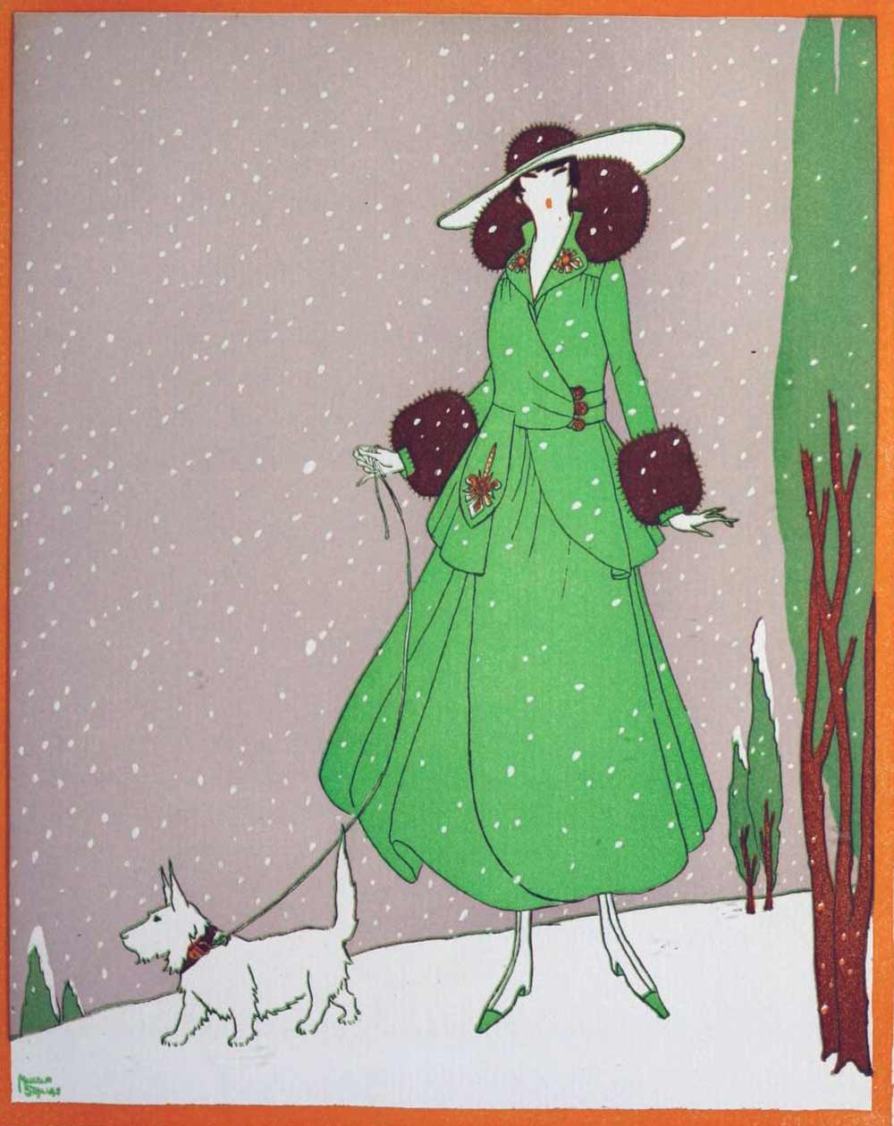 Paris-Fashion-during-First-World-War---1915-winter-design-3