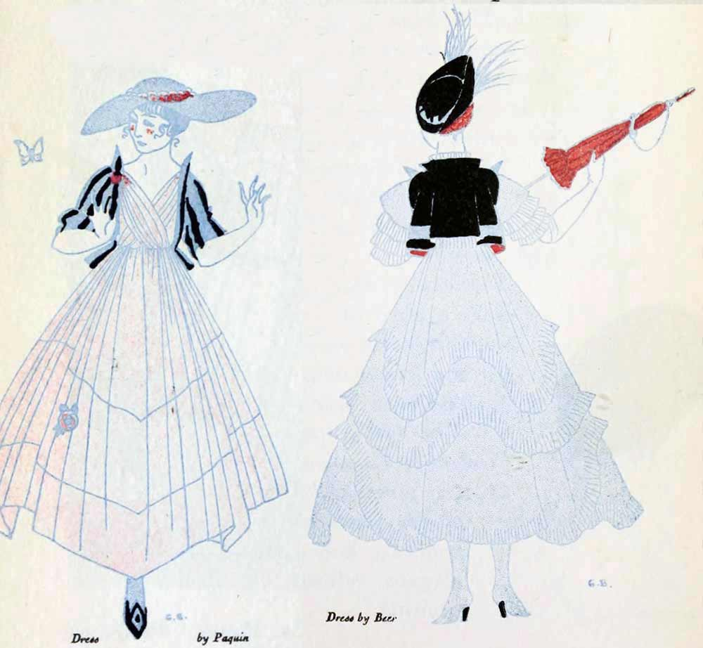 Paris-Fashion-during-First-World-War---Dress-by-Paquin