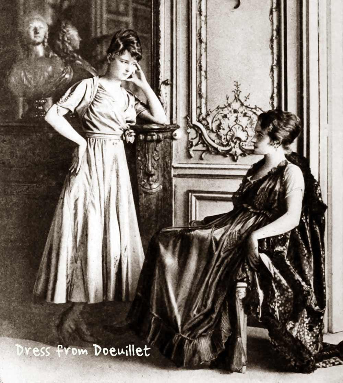Paris-Fashion-during-First-World-War---Dress-from-Doeuillet