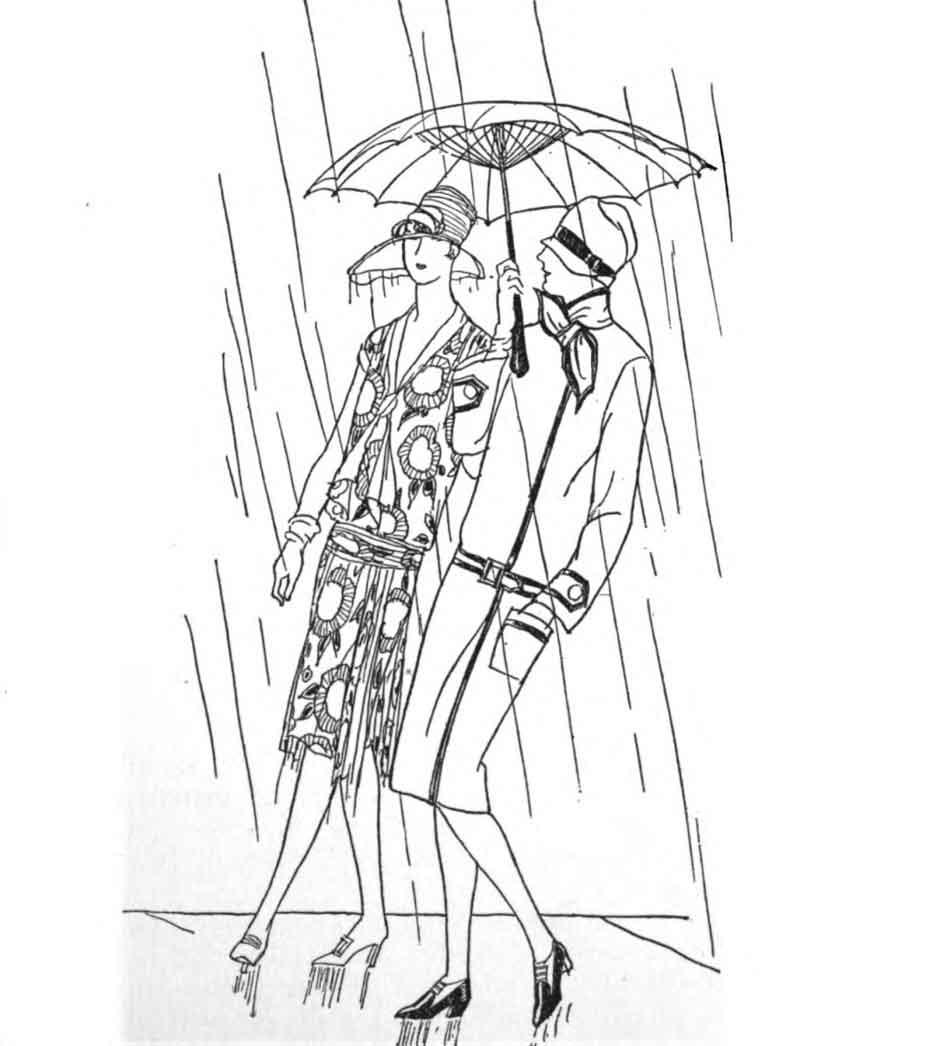 1920s beauty etiquette for the flapper glamour daze 1920s Inspired Dresses 1920s beauty etiquette seasons