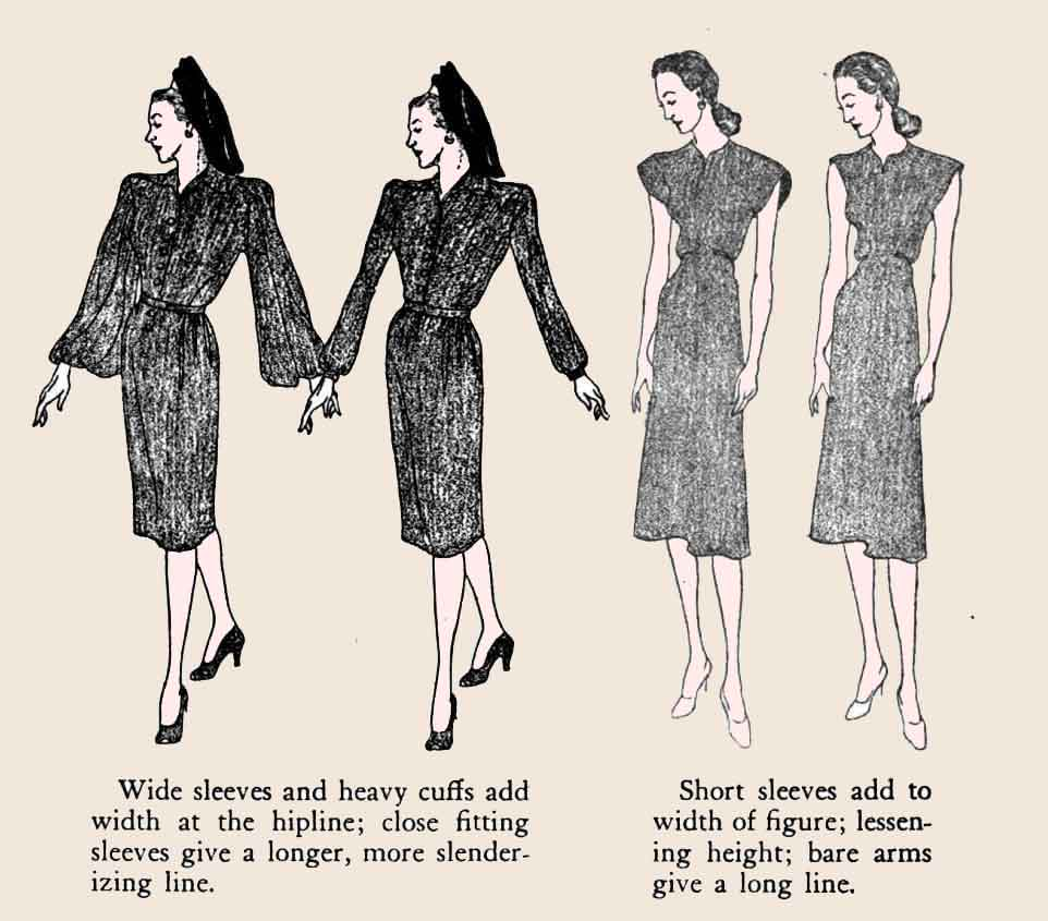 Correct-1940s-Style-for-your-Figure-Type2