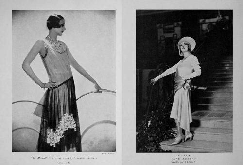 1920s Fashion - Paris 1928