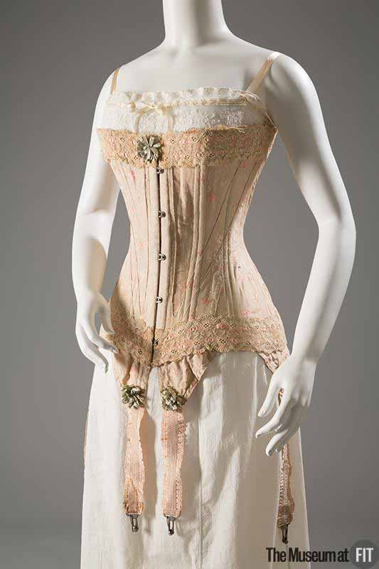 A Brief Visual History of Lingerie