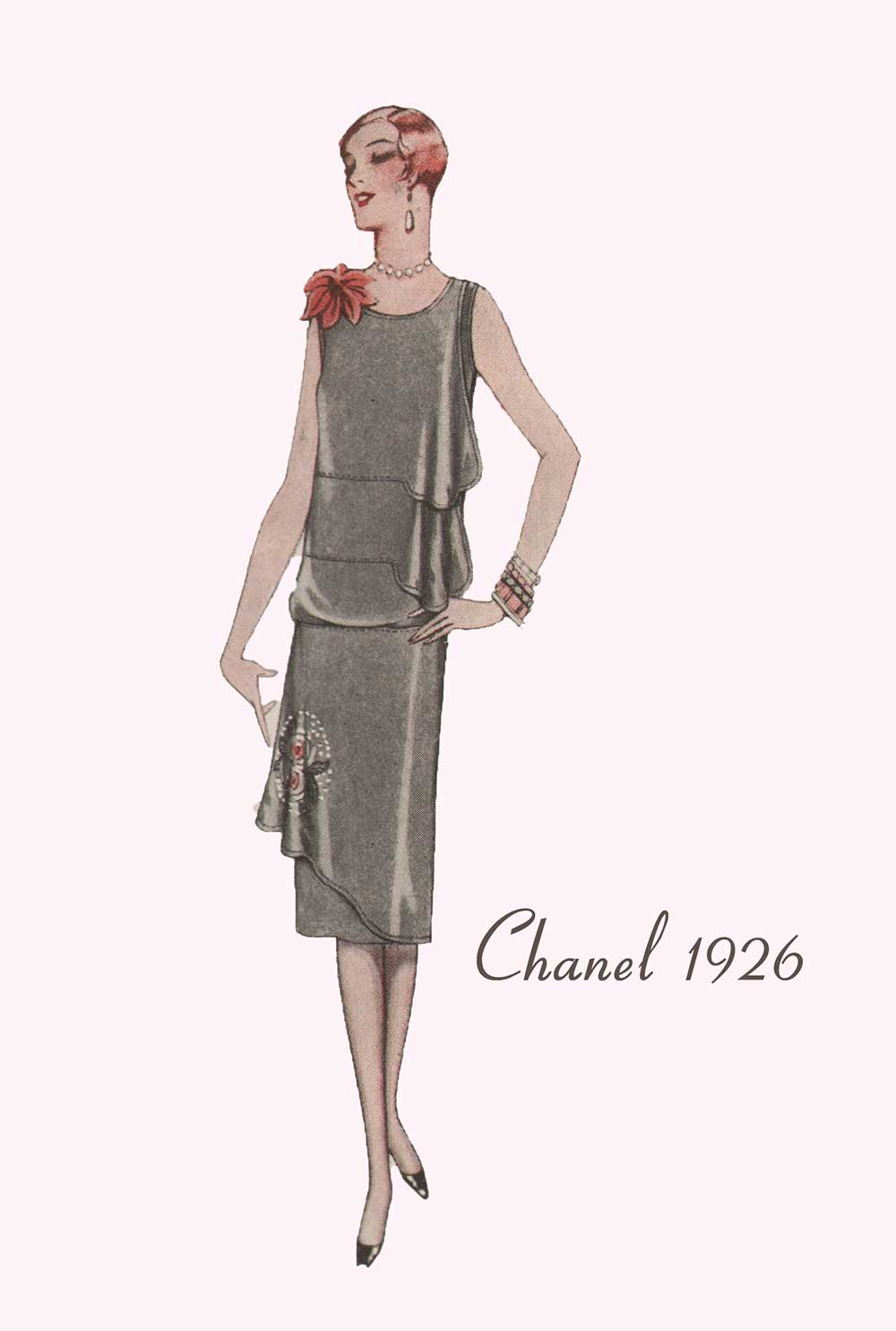 Fashion-News-1920s---Evening-Frocks-for-1926-Chanel