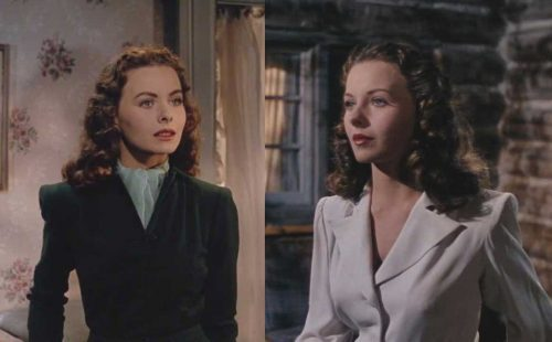 Jeanne-Crain in Leave her to Heaven - costumes by Kay Nelson