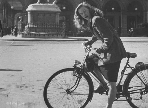A-Post-War-Paris-Girl-1946. Barbara Laage