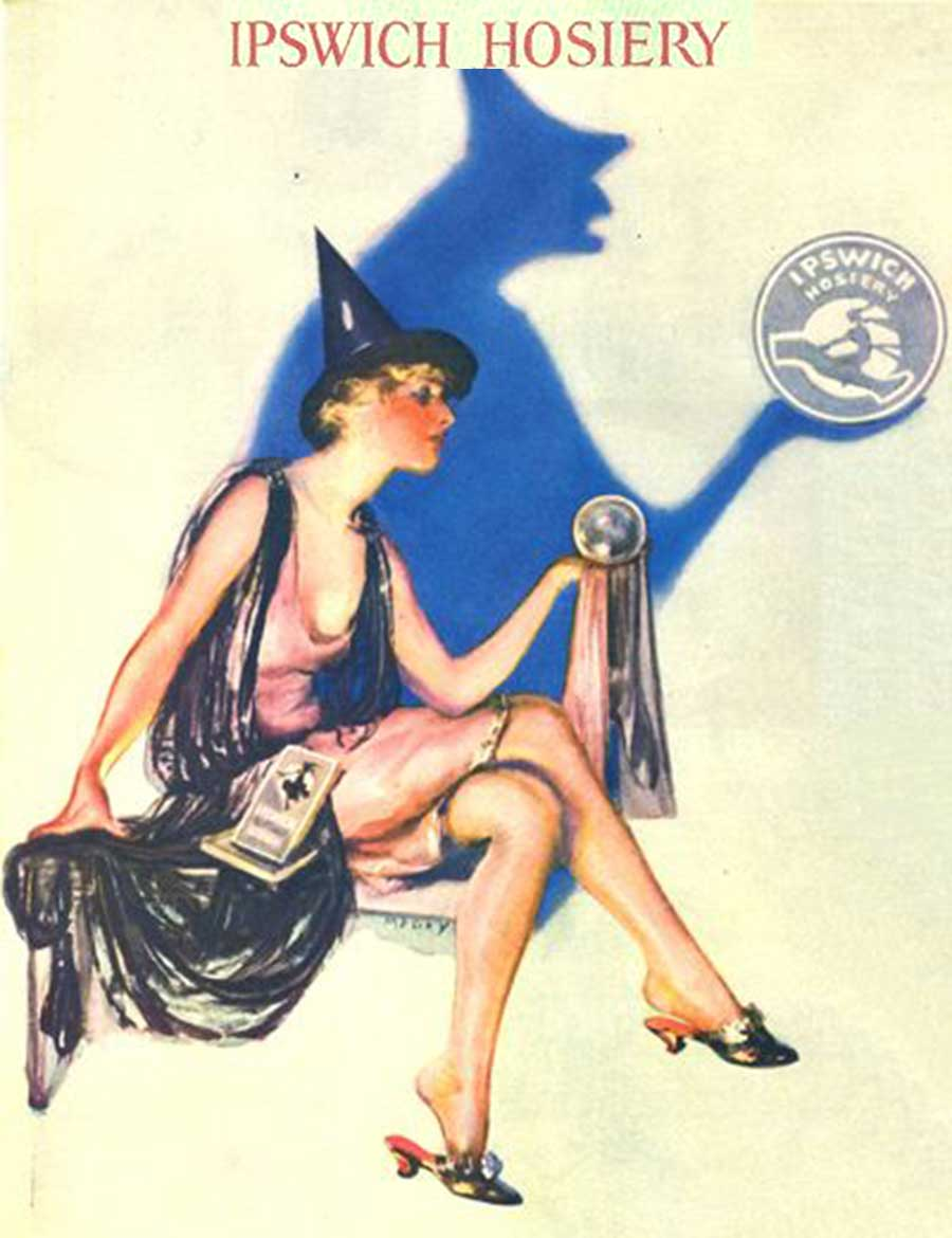 The Ipswich Hosiery Witches of the 1920s