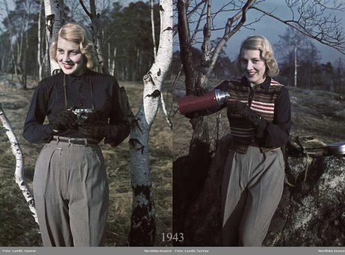 1940s-War-era-women-in-color-1943