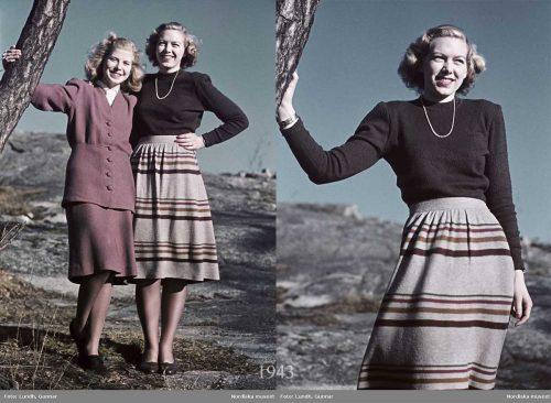 1940s-War-era-women-in-color-1943