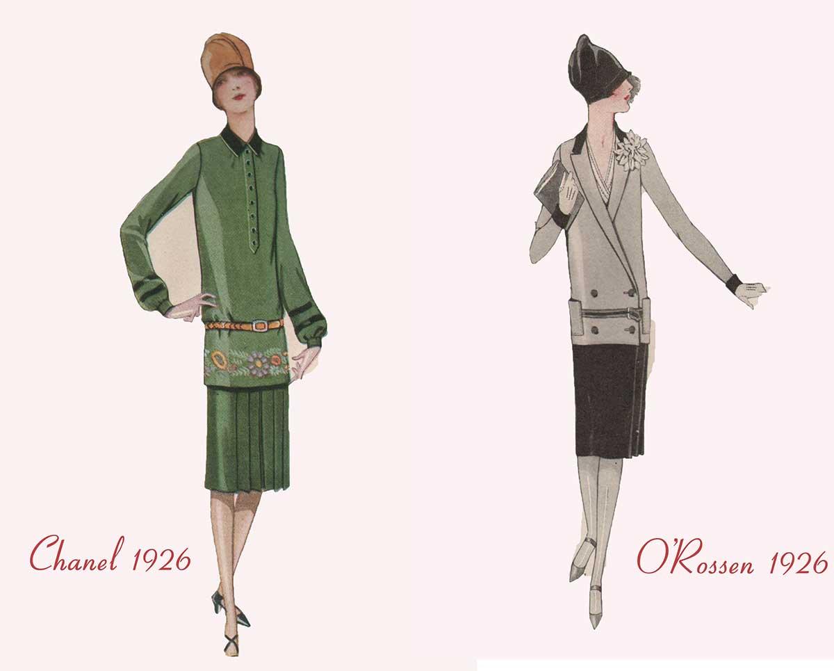 Designer Winter Fashion - Chanel