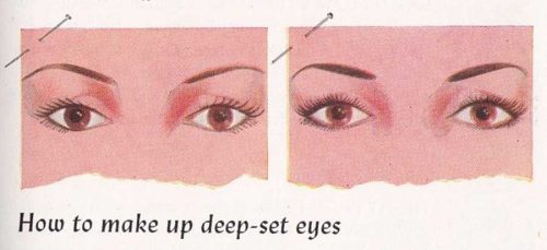 Max-Factor---The-Art-of-1950s-Eye-Makeup---deep-set-eyes