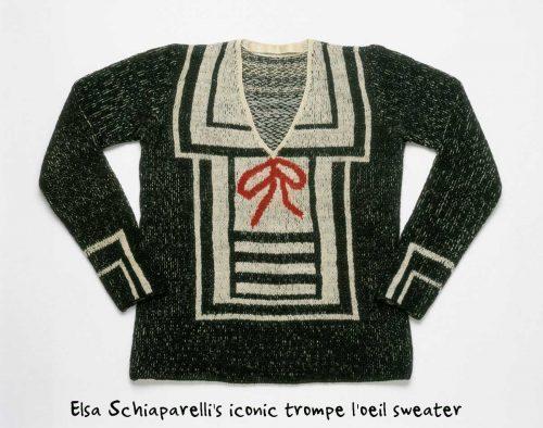 1927-Elsa-Schiaparelli's-iconic-trompe-l'oeil