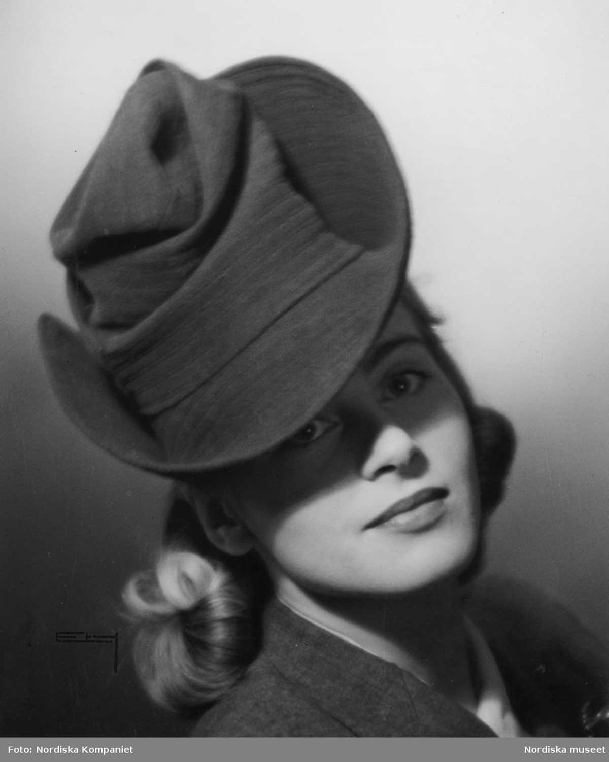 1944 Stetsun hat from Sweden