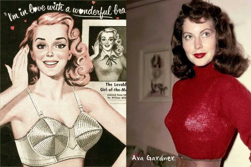 1940s-bullet-bra-and-sweater---ava-gardner