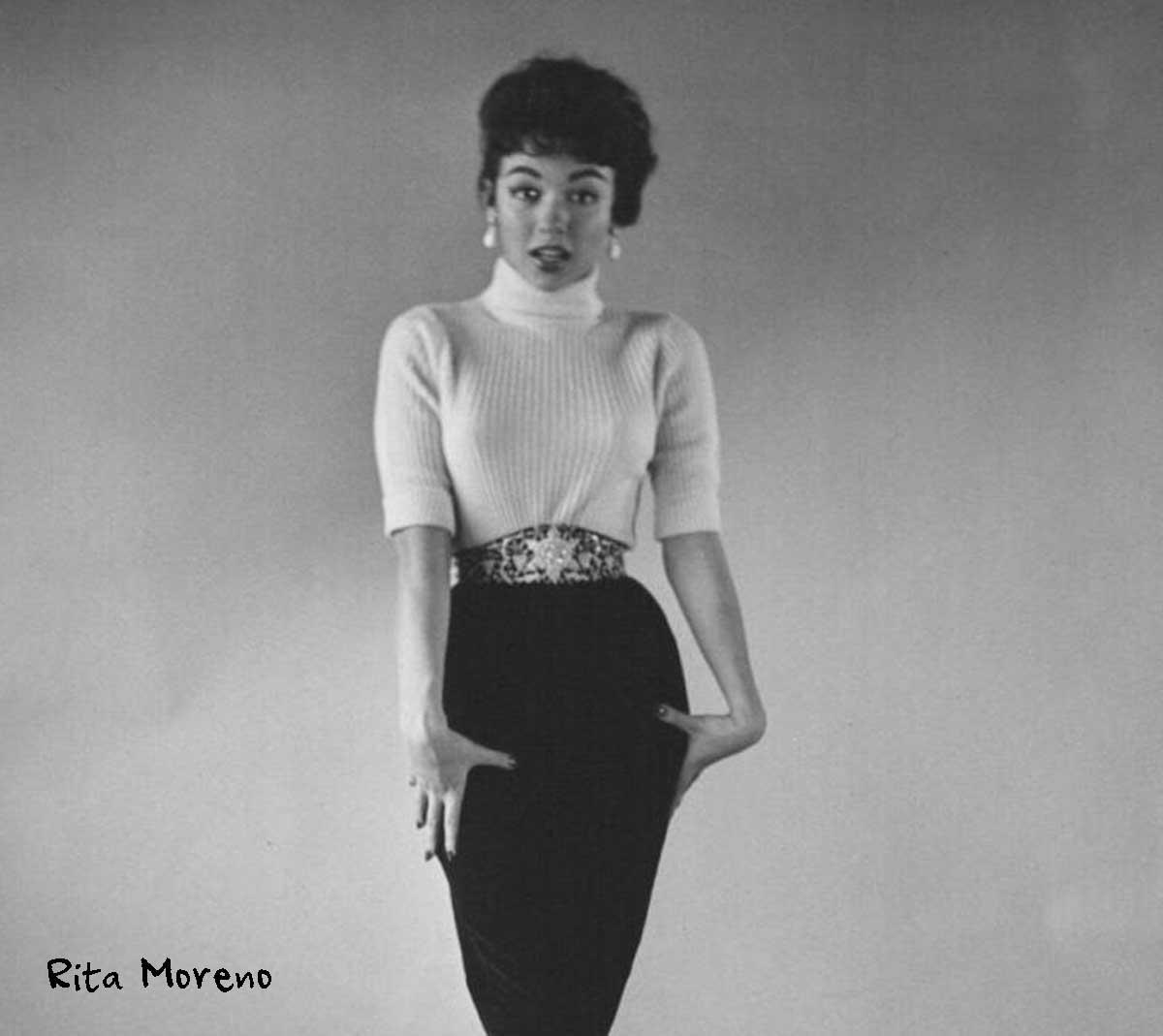 Rita-Moreno---sweater-girl