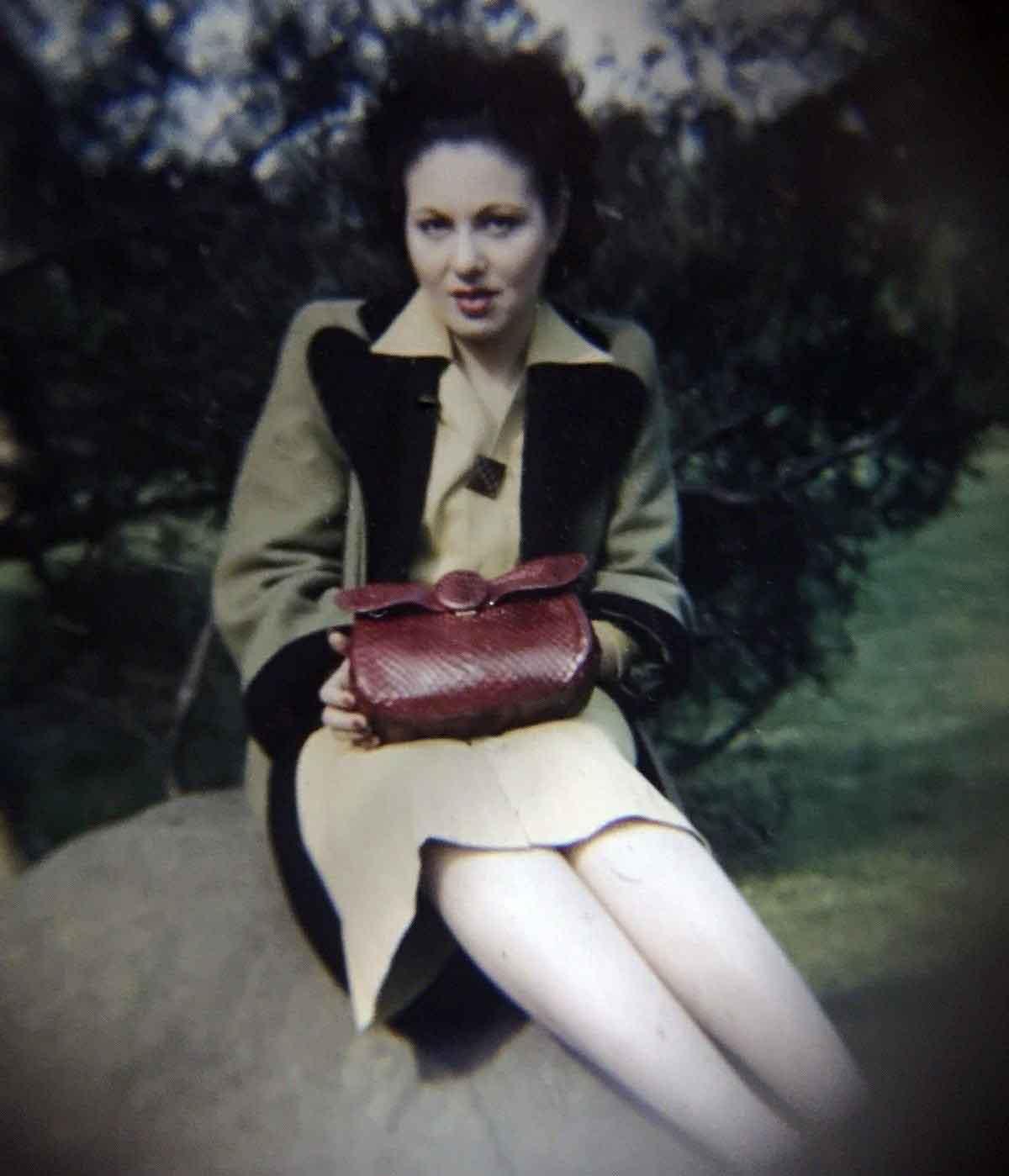 Vintage S Fashion In Kodachrome
