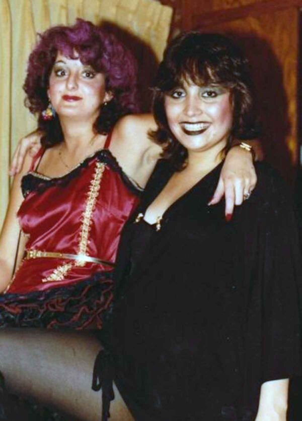 1980's glitz and glamour