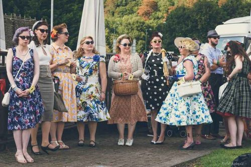 The Vintage Carnival - Best Dressed Competition