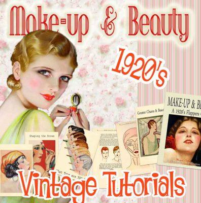1920s makeup tutorials to download