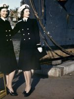 Navy Nurses Ensign Dorothy Swallen Ensign Dora Eggleston
