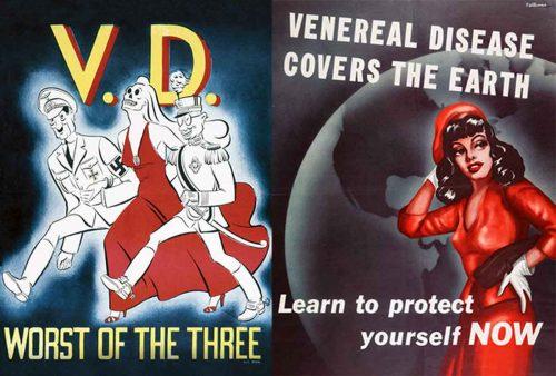 Sexist-VD-Poster-WW2