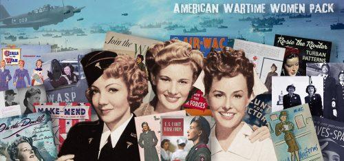 WW2 Women Pack