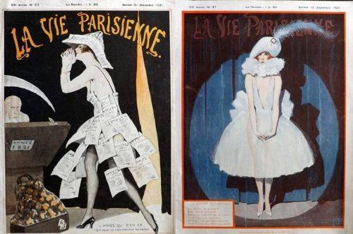 1921---Georges-Léonnec-La-Vie-Parisienne
