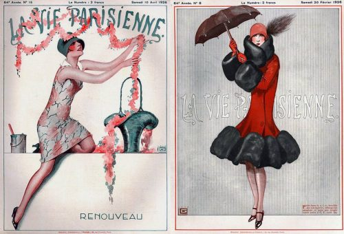 1926---Georges-Léonnec-La-Vie-Parisienne