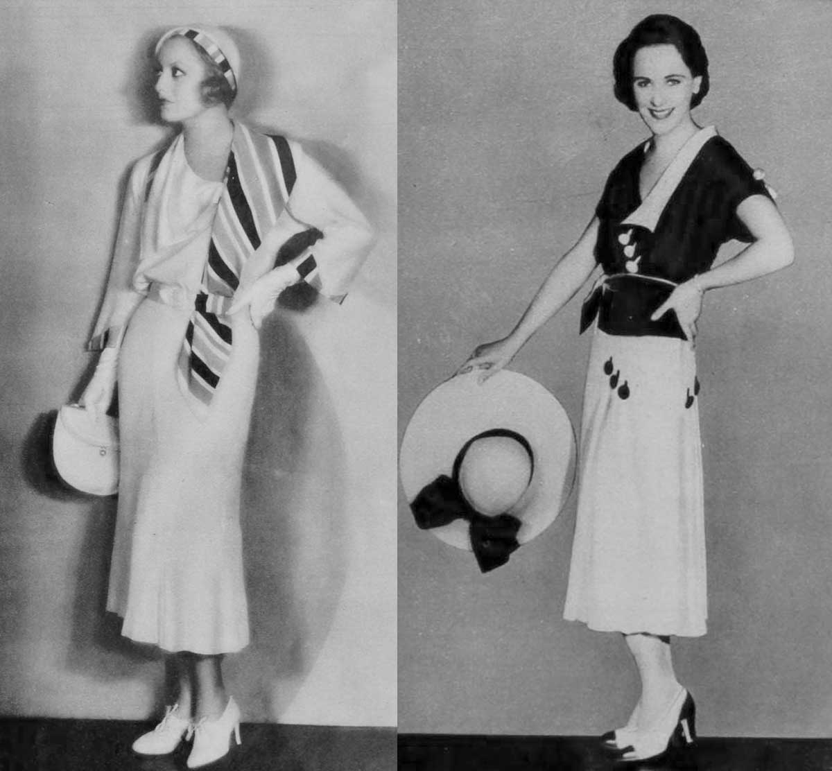 Summer-Styles-Hollywood-1931--Joan-Crawford-and-Rose-Hobart