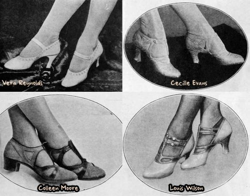 Find-the-Perfect-Flapper-Shoe-Styles - Colleen Moore