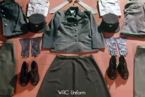 WAC-uniform