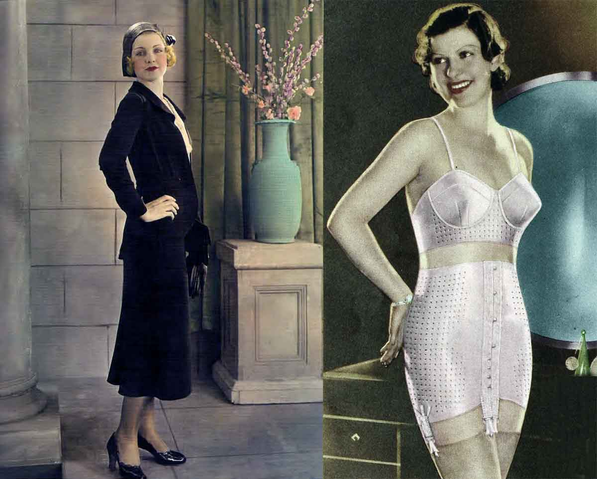 1930s Fashion – Fall Fashion Trends in 1931