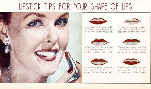 Lipstick Tips for your Shape of Lips