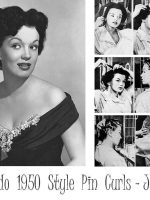 How-to-do-1950-Style-Pin-Curls---Joan-Evans