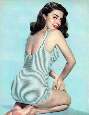 Elaine Stewart How To Look Like A 1950s Pinup Glamour Daze