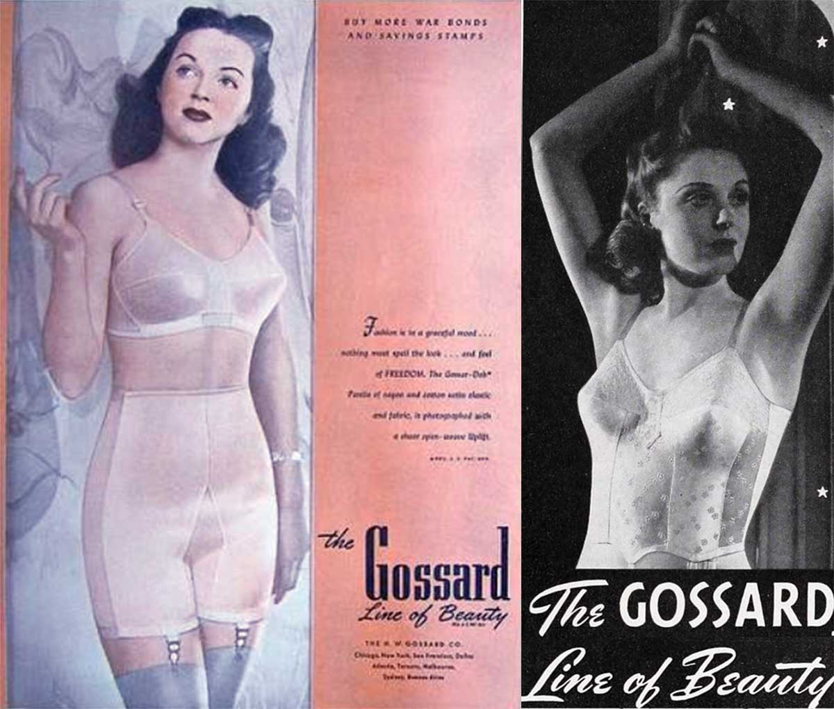 Gossard-Line-of-Beauty-1940