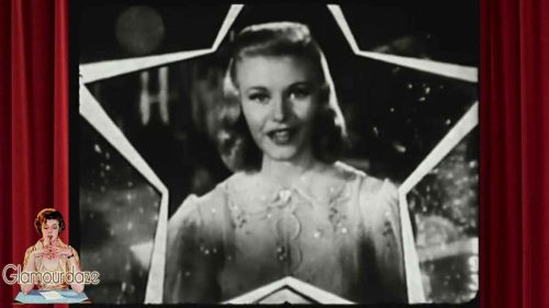 Merry Christmas from Old Hollywood Stars - Ginger Rogers
