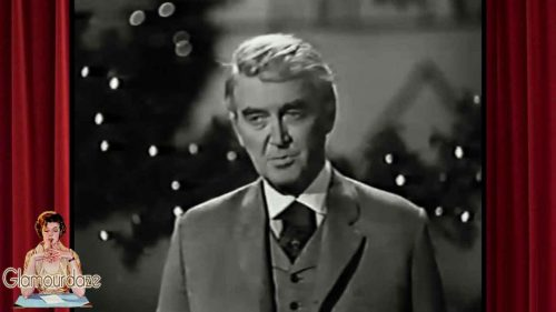 Merry Christmas from Old Hollywood Stars - James Stewart