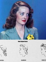 1940's-Hairstyles-for-Oval-Faces---Bette-Davis