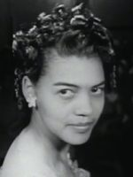 Hairstyles for black women in the 1940's