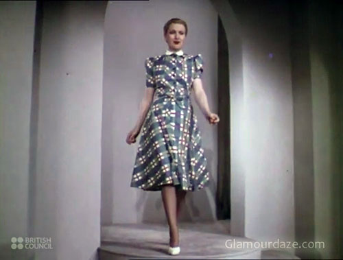 History Of 1940s Fashion 1940 To 1949 Glamour Daze