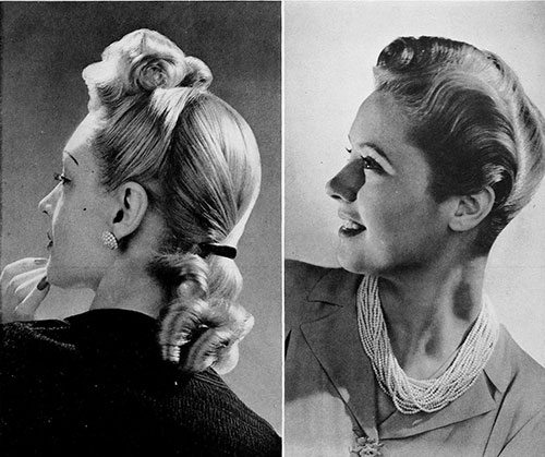 1940s-summer-hairstyles - Clairol