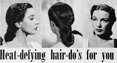 1940s-summer-hairstyles - Patricia Morison 1940