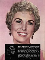 Janet Leigh - Hollywood Hairstyle 1960