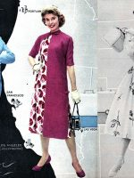 Vacation Dresses for Summer in 1956