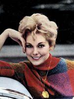 Fall makeup 1950s - Kim Novak