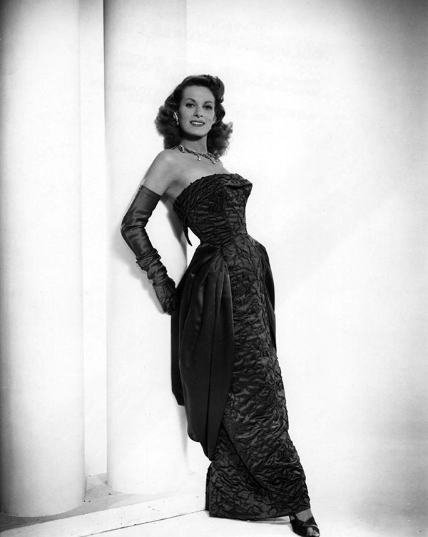 Style tips for tall girls - Maureen-O'Hara