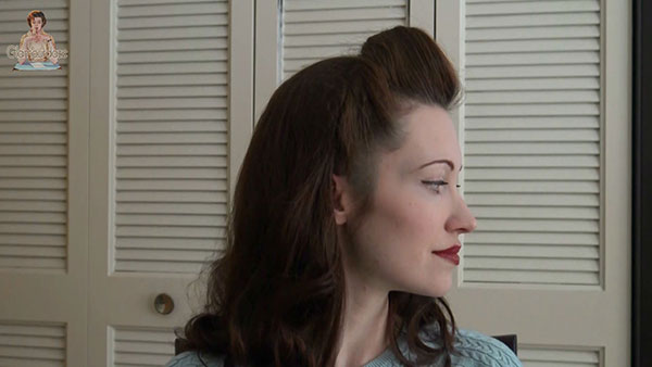 Easy Victory rolls